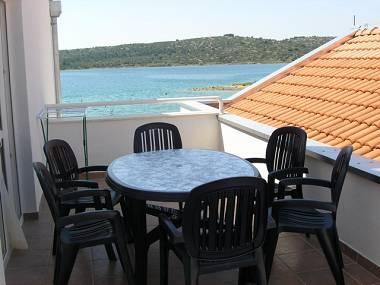 A11(6+2): terrace - 2442 A11(6+2) - Pirovac - Pirovac - rentals
