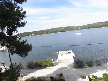 A3(3+2) PLAVI: sea view - 2675  A3(3+2) PLAVI - Veli Rat - Veli rat - rentals
