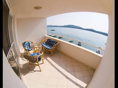 SA1(2+2): covered terrace - 2442 SA1(2+2) - Pirovac - Pirovac - rentals