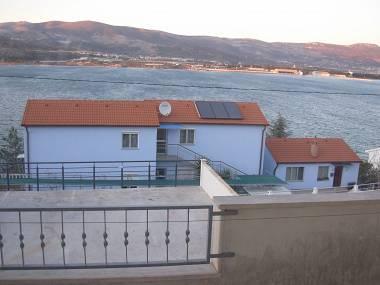 A3(2+2): terrace view - 2653 A3(2+2) - Mastrinka - Mastrinka - rentals