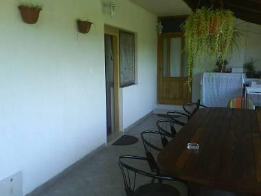 SA3(2): common terrace - 00518NIN SA3(2) - Nin - Nin - rentals
