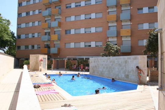 Olympic Suite *** Cocoon Pool (BARCELONA) - Image 1 - Barcelona - rentals
