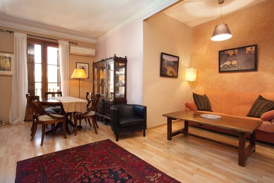 Classic Bcn *** Cocoon Families (BARCELONA) - Image 1 - Barcelona - rentals