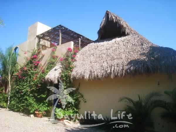 front of casa - casa gecko feliz - Sayulita - rentals