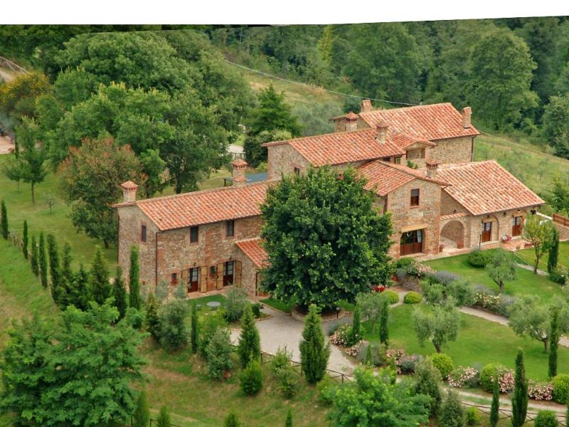 PODERE BAIOCCO - Podere Baiocco / LAST AVAILABLE WEEKS SEASON 2017 - Chiusi - rentals