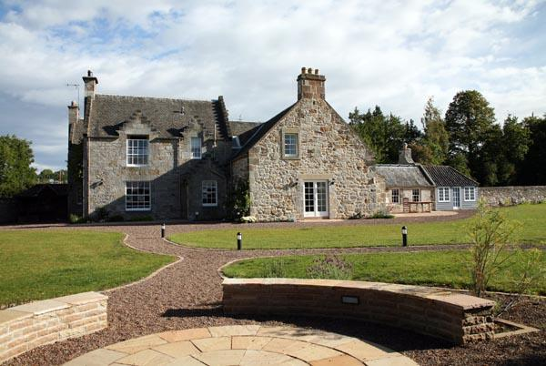 Winton Cottage near Edinburgh, Scotland has 5 bedrooms - 5 bedroom Winton Cottage, East Lothian - Pencaitland - rentals