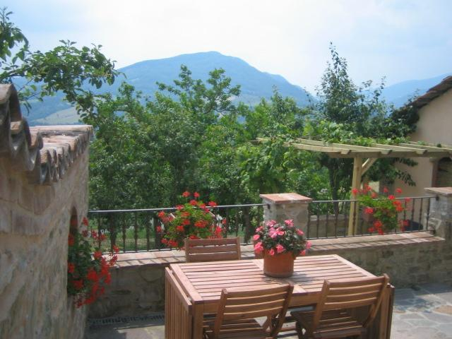 Vista - Amazing view! Ideal to visit Northern Italy - Parma - rentals