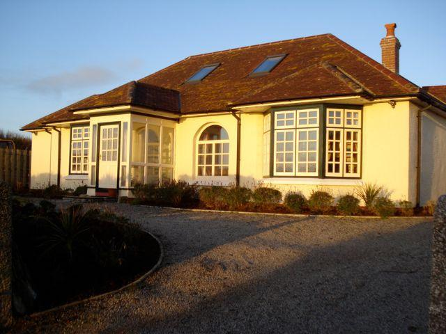 "1920's Villa ""Summer Lodge"", The Lizard, Cornwall - Image 1 - The Lizard - rentals"