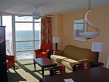 PRINCE RESORT 607 - Image 1 - Cherry Grove Beach - rentals