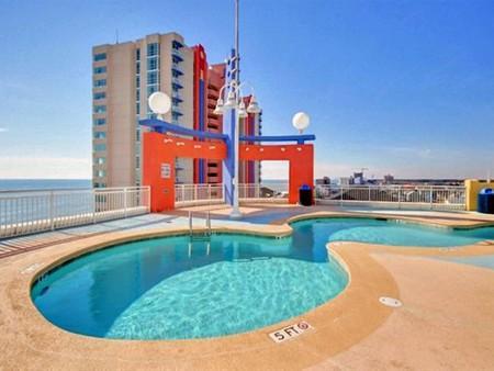 PRINCE RESORT 610 - Image 1 - Cherry Grove Beach - rentals