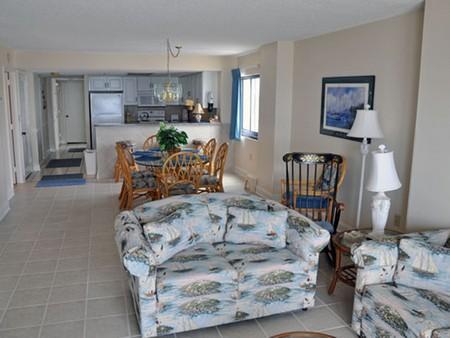 SPRINGS TOWERS 901 - Image 1 - Cherry Grove Beach - rentals