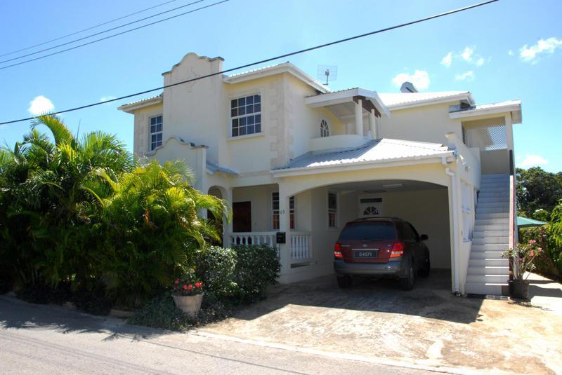 Out door and entrance to property - Andkar Vacation Apartment - Saint Peter - rentals