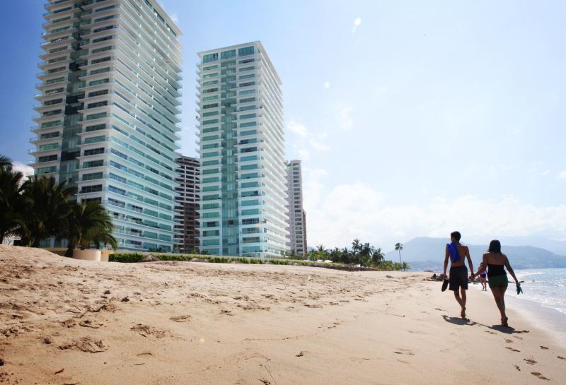 Towers 2 & 3 - Southern Beach View - Peninsula Vallarta - Oceanfront Condo - Puerto Vallarta - rentals