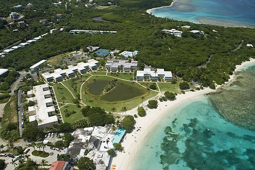 Location - Beautiful Sapphire Beach St. Thomas, USVI - East End - rentals