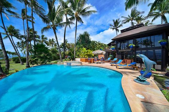 Maui luxury -beachfront and huge pool - Sunny Lahaina on the beach!!! Luxury rental! - Lahaina - rentals