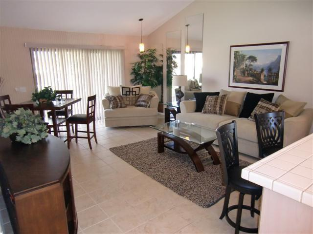 new furnishings - One bedroom condo in a golf/tennis/pool community - Palm Desert - rentals