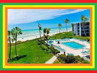 OUR POOL AND BEACH BY THE CONDO - $129/Night at The Sundial Beach Resort on Sanibel! - Sanibel Island - rentals