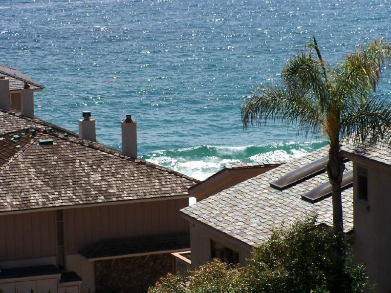View From Our 2nd Level Deck - Blue Lagoon Luxury Beach Cottage Lower Rates 2016 - Laguna Beach - rentals