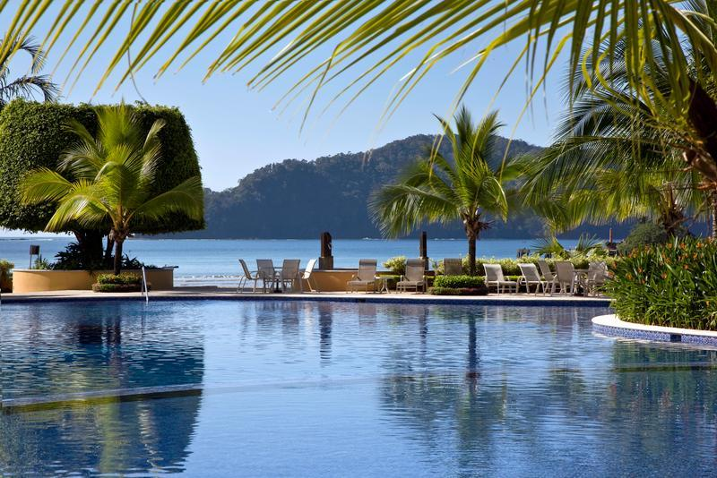 View of bay - FishShack Luxury 3bdrm Condo Los Suenos Costa Rica - Herradura - rentals
