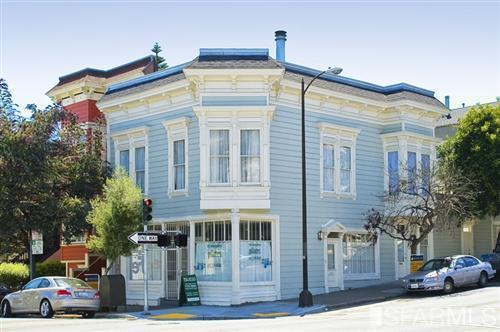 PIcture of building - Pacific Heights, walk to all amenities & tourism - San Francisco - rentals