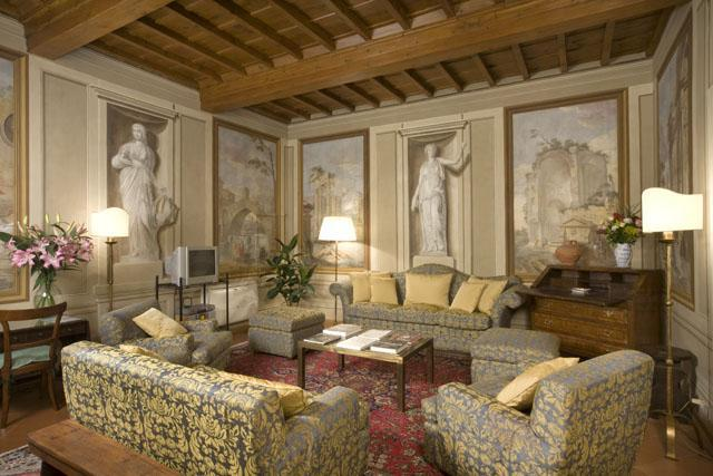 Donatello Suite - High-End Rental at Palazzo Antellesi in Florence - Florence - rentals