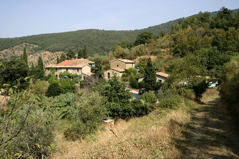 Accommodation for Group of Couples near Cortona - Borgo Cecilia - Image 1 - Cortona - rentals