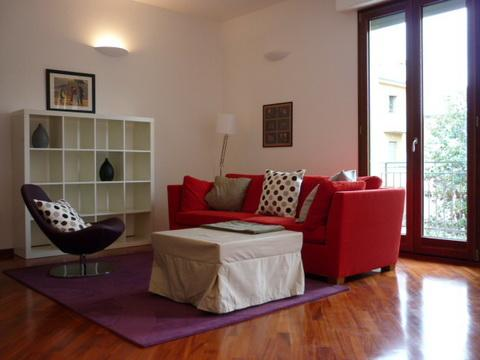 Spacious 3bdr with terrace - Image 1 - Bologna - rentals