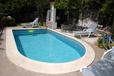 Private Swimming Pool - PRIVATE SWIMMING POOL AND SEA VIEW - Nerano - rentals