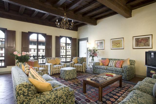 Palazzo Antellesi - Apt. MEDICI - Image 1 - Florence - rentals