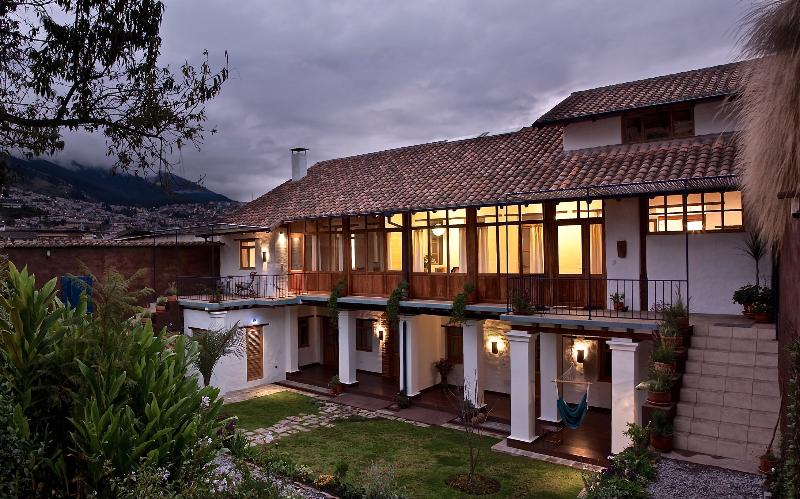 Peaceful Suites with Garden in Historical  Quito - Image 1 - Quito - rentals