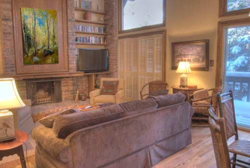 All Seasons C1 2BD,2BA condo - Image 1 - Vail - rentals
