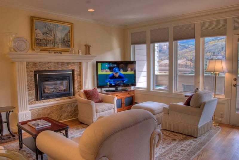 SunVail 22A, 2BD condo - Image 1 - Vail - rentals