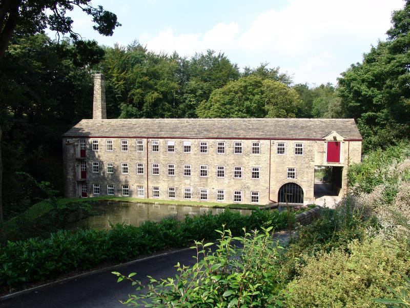 """Bents mill , part of the \""""Hewenden Mill Cottages\"""" complex - Hewenden Mill Cottages - Luxury 1 bed apartment - Bradford - rentals"""