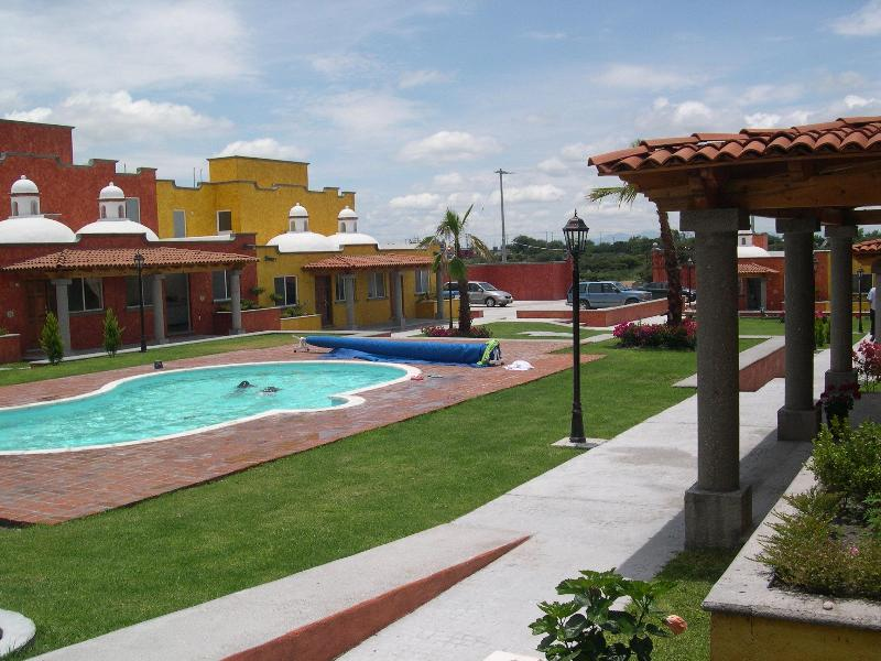 Swimming pool - Casa Santacruz  in Beautiful San Miguel de Allende - San Miguel de Allende - rentals