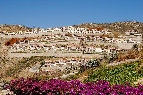 View of the community from the Water - Montecristo Estates Villa Cabo San Lucas Luxury! - Cabo San Lucas - rentals