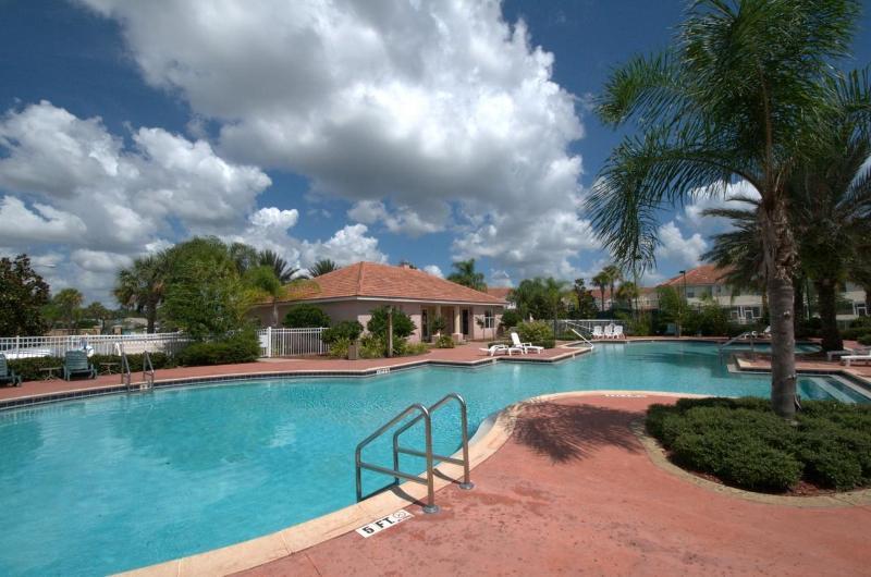 Pool - Four Bedroom Luxury  Disney Town House - Kissimmee - rentals