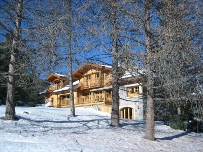 Chalet Soleil, Luxury 6 Bedroom Holiday Rental Serre-Chevalier, French Alps - Image 1 - United States - rentals