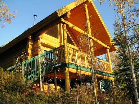 Shilo's Chalet - Muktuk Adventures - Bed & Breakfast / Guest Ranch - Whitehorse - rentals
