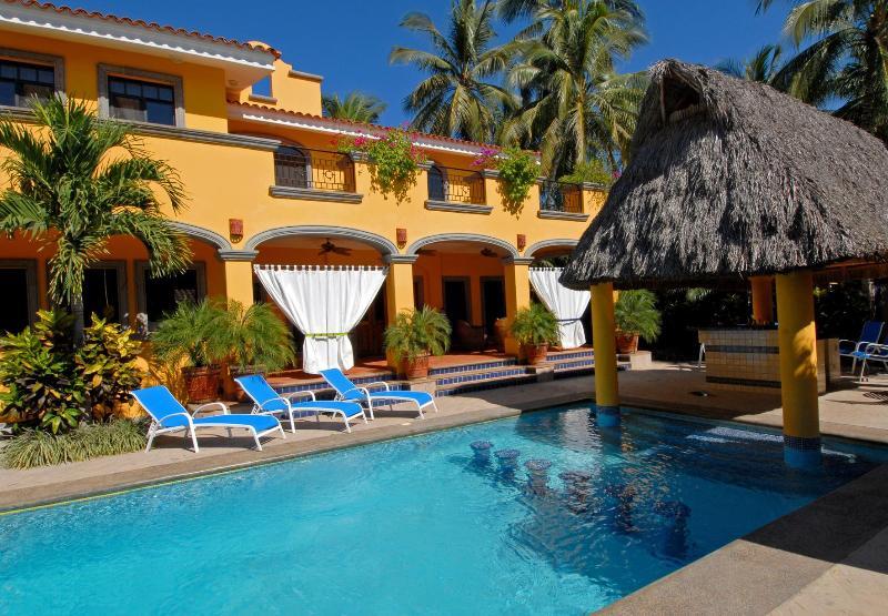 Hacienda Patrizia luxury boutique villa - Image 1 - Bucerias - rentals