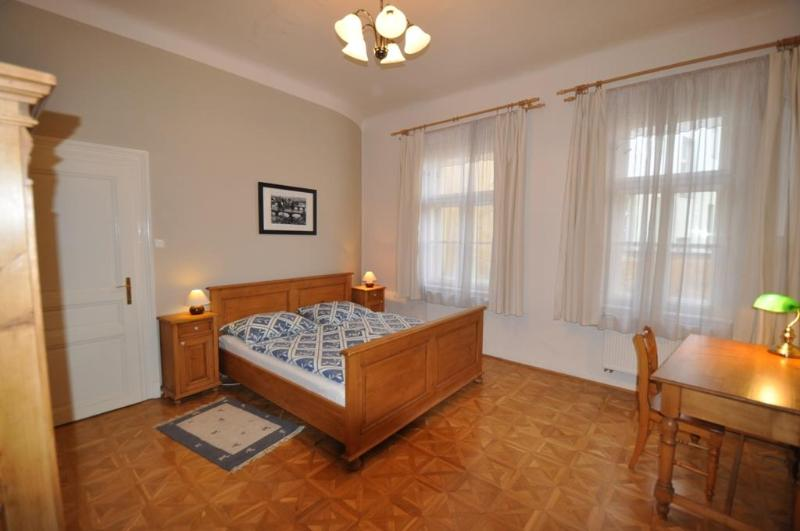 Master bedroom - Prague-Super Classy-Best Location-2 BR Apartment - Prague - rentals