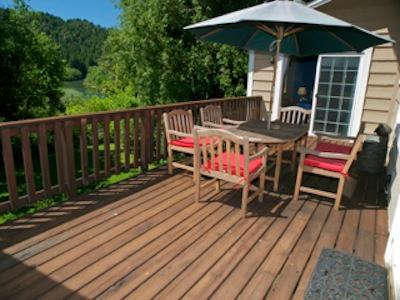 River Beach, Riverfront Cottage with River Access and Views - River Beach Cottage 2 - Guerneville - rentals