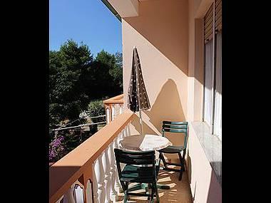 Marnik(6): terrace - 2701 Marnik(6) - Privlaka - Privlaka - rentals