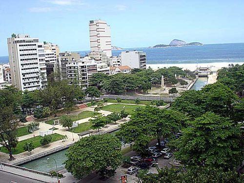 Living room view - 2 Blocks from Leblon beach - Rio de Janeiro - rentals