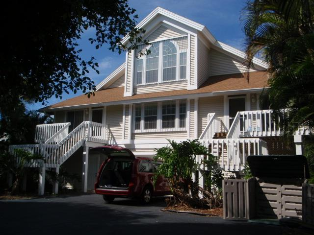 Front of home - Dolphins, Manatees, and more - Come enjoy! - Fort Myers Beach - rentals