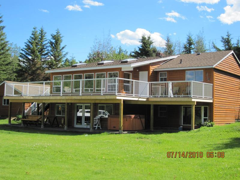 Cariboo Vacation Home   (Lakefront) - Cariboo Vacation Home - 100 Mile House - rentals