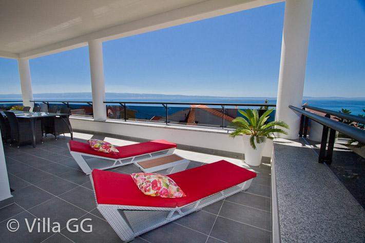 Middle Floor / Terrace - Villa GG: Exclusive accommodation / Middle Floor - Split - rentals