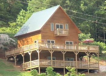 "Hidden Cove overlooking Watauga Lake - Click ""book"" for quote/reserve Hidden Cove cabin - Butler - rentals"