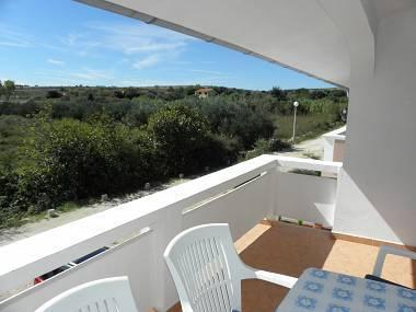 A3(4+1): terrace view - 2706 A3(4+1) - Vir - Vir - rentals