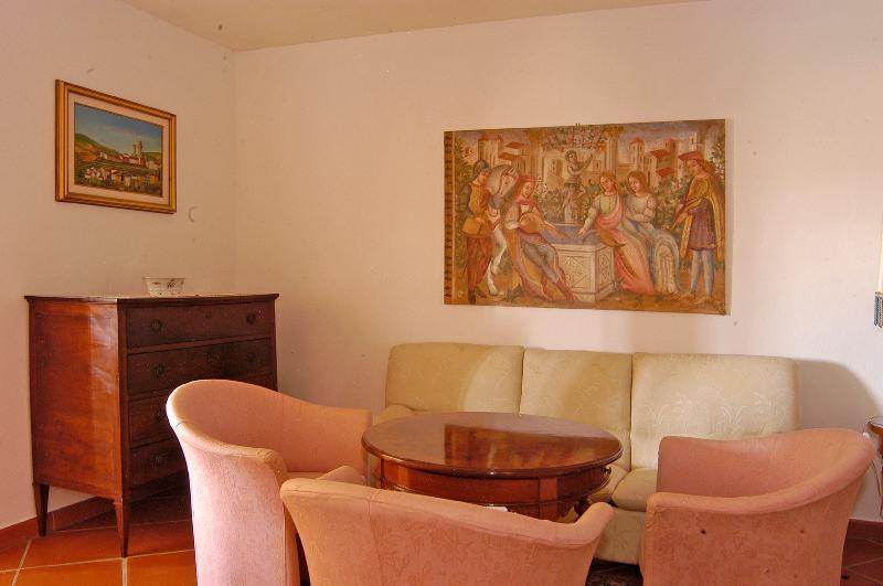 Chianti Farmhouse on a Wine Estate - Casa del Grano - Image 1 - Barberino Val d'Elsa - rentals