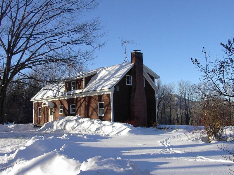 Hilltop Country Farmhouse with views - Xmas/N.Yr dates available_ Hilltop Cntry FARMHOUSE - Stowe - rentals